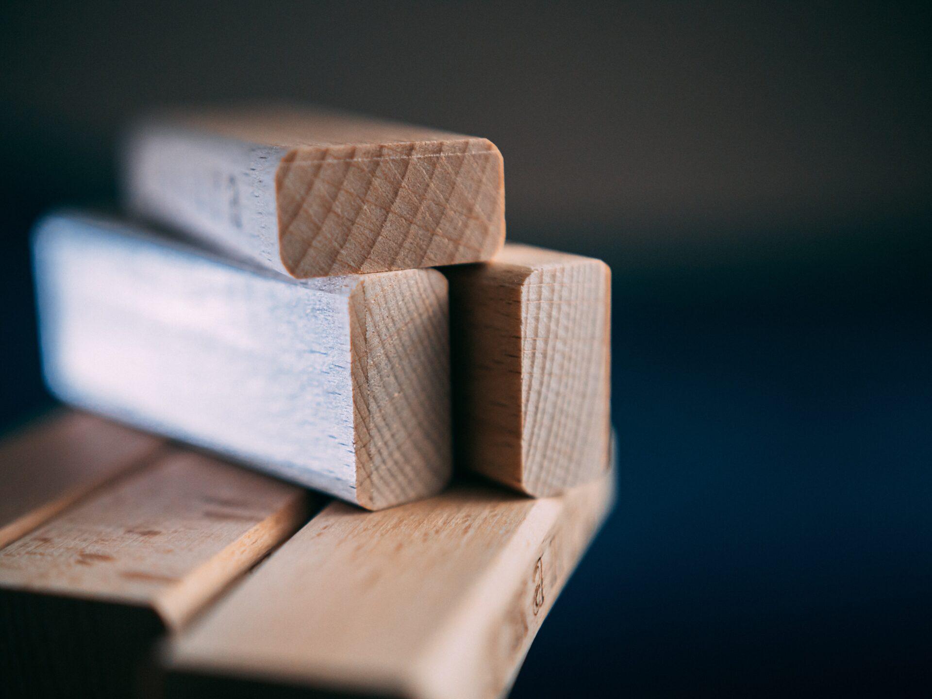 morceau de bois en constuction symbolisant la fusion-acquisition en Allemagne
